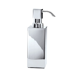 Decor Walther Square Soap Dispenser 160mm