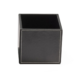 Decor Walther Square Leather Box without Lid