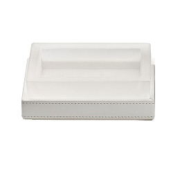 Decor Walther Rectangular Leather Soap Dish Tray