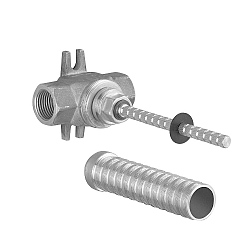 Dornbracht Concealed Part For Anti-Clockwise Wall Valve