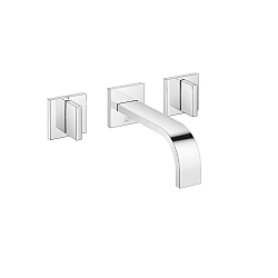 Dornbracht MEM Wall-Mounted Basin Mixer