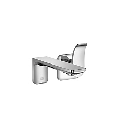 Dornbacht FIL Wall-Mounted Single Lever Basin Mixer 170mm