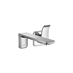 Dornbracht FIL Wall-Mounted Single Lever Basin Mixer 210mm