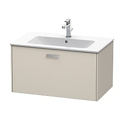 C.P. Hart Brioso 1-Drawer Vanity Unit 820 x 479mm
