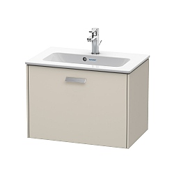C.P. Hart Brioso 1-Drawer Vanity Unit 620 x 389mm