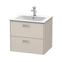 C.P. Hart Brioso 2-Drawer Vanity Unit 620 x 479mm