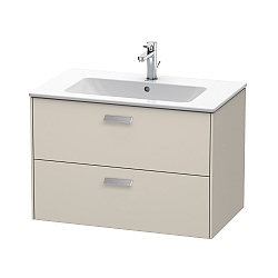C.P. Hart Brioso 2-Drawer Vanity Unit 820 x 479mm