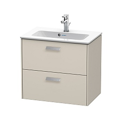 C.P. Hart Brioso 2-Drawer Vanity Unit 620 x 389mm