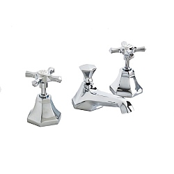 Empire 3-Piece Basin Mixer