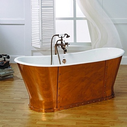 Greenwich Boat Freestanding Bath