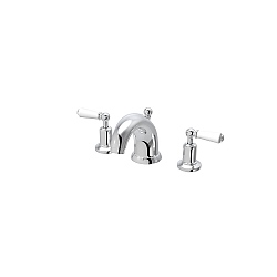 Arc 3-Piece High Spout Basin Mixer