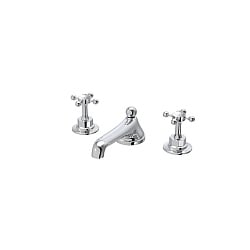 Original 3-Piece Basin Mixer Low Spout