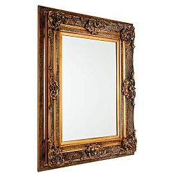 Hart Gilt Swept Framed Mirror