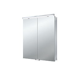 Hart 2 Door Bathroom Mirror Cabinet