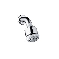 hansgrohe Clubmaster Overhead Shower & Arm