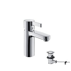 hansgrohe Metris S Single Lever Basin Mixer