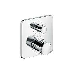 Axor Citterio M Shower Valve & Shut Off With Diverter