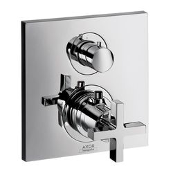 Hansgrohe Axor Citterio Cross Head Shower Valve & Shut Off