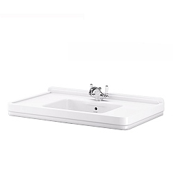 London Furniture Console Basin 1050mm