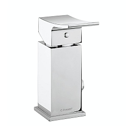 Libero Single Lever Bath Filler