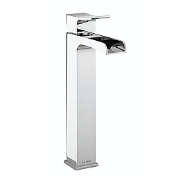 Libero Tall Single Lever Basin Mixer