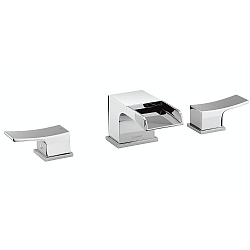Libero 3-Piece Basin Mixer