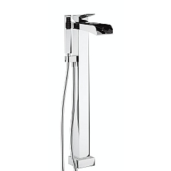 Libero Freestanding Bath Shower Mixer