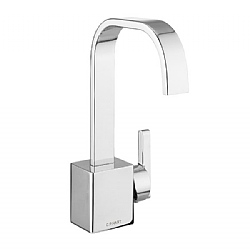 Meandro Single Lever Basin Mixer