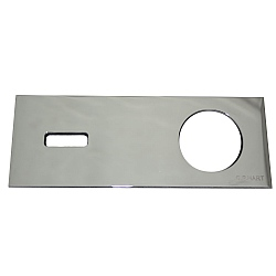 Meandro Rectangular Back Plate