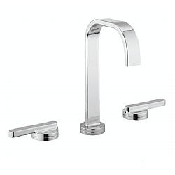Meandro 3-Piece Basin Mixer