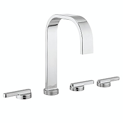 Meandro 4-Piece Bath Shower Mixer