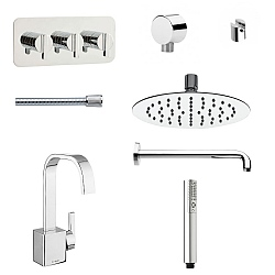 Meandro Ensuite Set 11