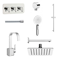 Meandro Ensuite Set 13