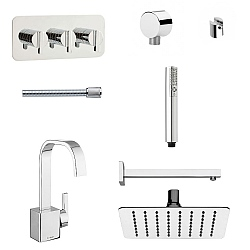 Meandro Ensuite Set 15