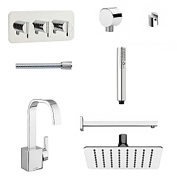 Meandro Ensuite Set 16