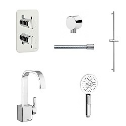 Meandro Ensuite Set 6