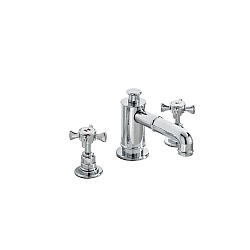 Mallard 3-Piece Basin Mixer