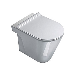 Zone Back-To-Wall Toilet