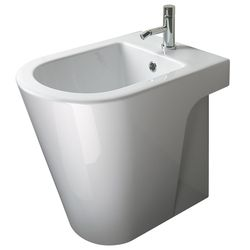 Zone Back-To-Wall Bidet