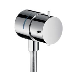 Hansgrohe Axor Starck Wall Outlet With Shut Off Valve