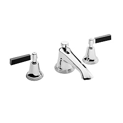 Samuel Heath Style Moderne 3-Piece Basin Mixer