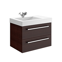 Zone 2-Drawer Offset Basin Unit