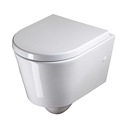 Zone Compact Wall-Mounted Toilet