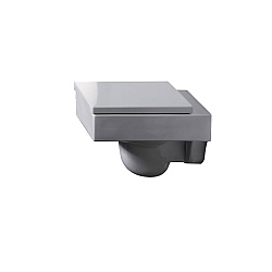 Zone Square Wall-Mounted Pan