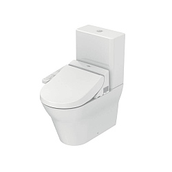 TOTO EK Washlet 2.0 & MH Close Coupled Pan (Side Connection)
