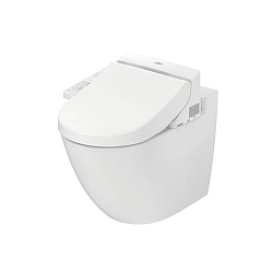 TOTO EK Washlet 2.0 & NC Back To Wall Pan (Side Connection)