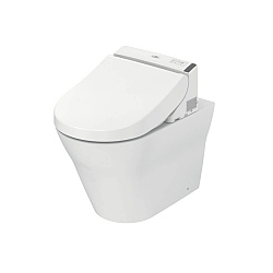 TOTO GL Washlet 2.0 & MH Back To Wall Pan (Side Connection)
