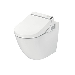 TOTO GL Washlet 2.0 & NC Back To Wall Pan (Side Connection)