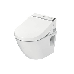TOTO GL Washlet 2.0 & NC Wall-Mounted Pan (Side Connection)