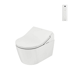 TOTO RX Washlet EWATER+ (hidden connections)